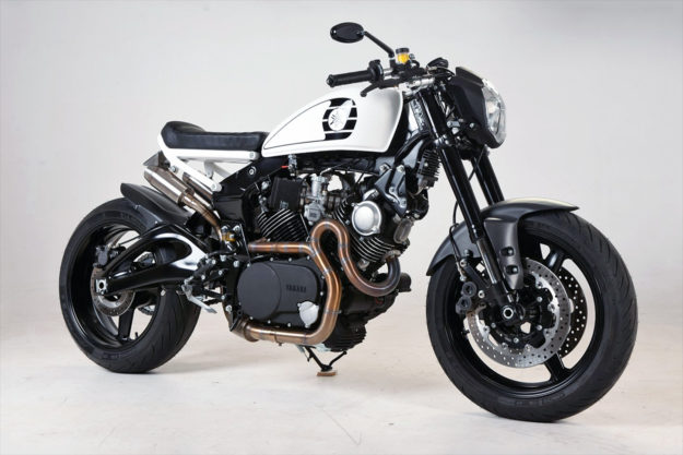 Custom Yamaha XV1000 by Pacific Motorcycle Co.