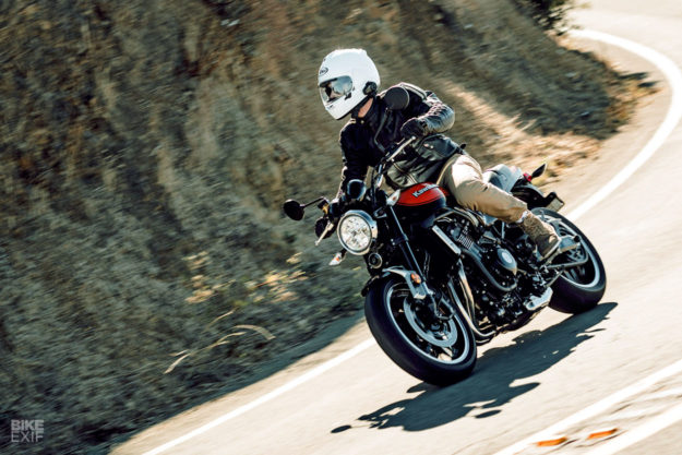 Review: The 2018 Kawasaki Z900RS