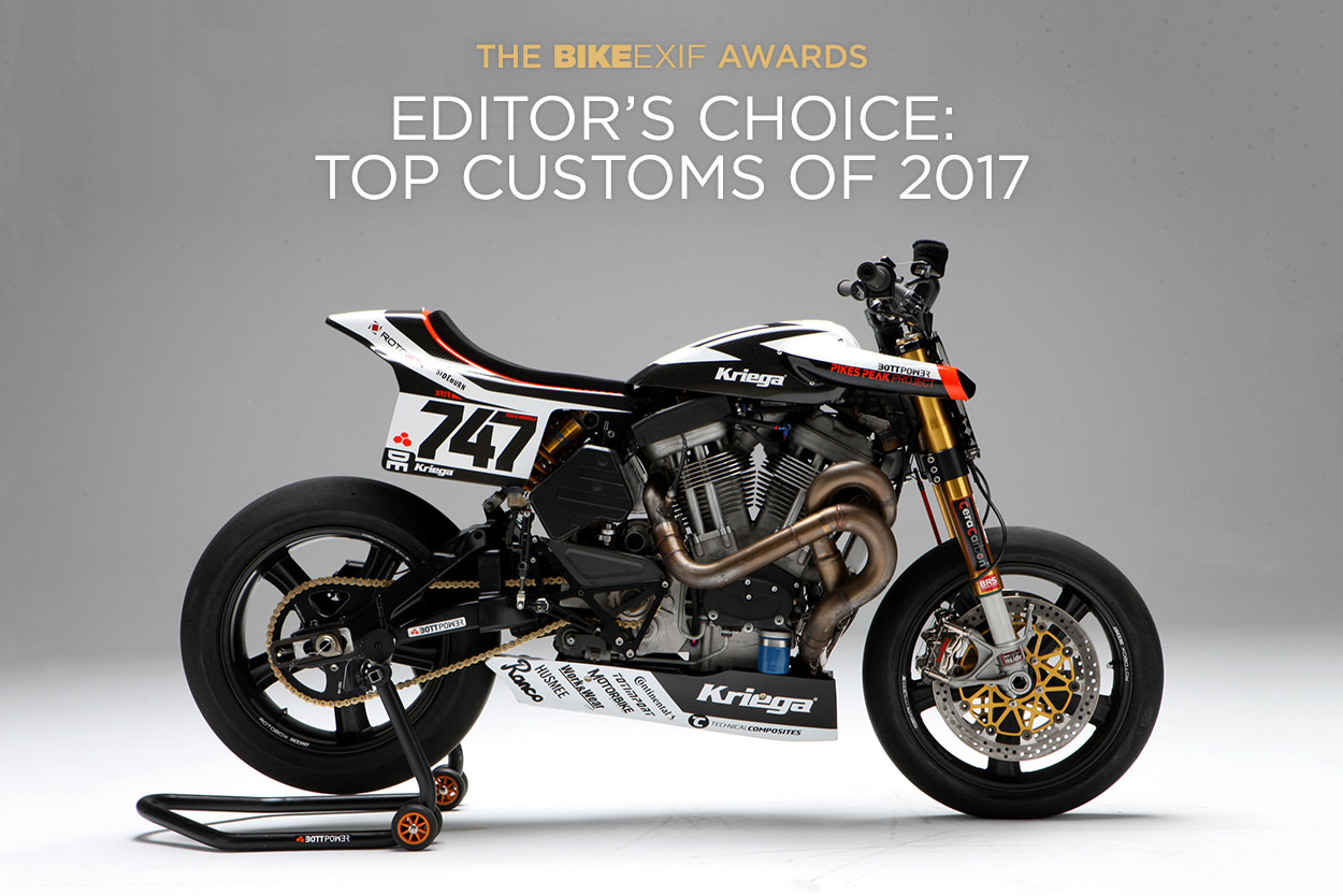Editor's Choice: An Alternative Top 10 for 2017 | Bike EXIF