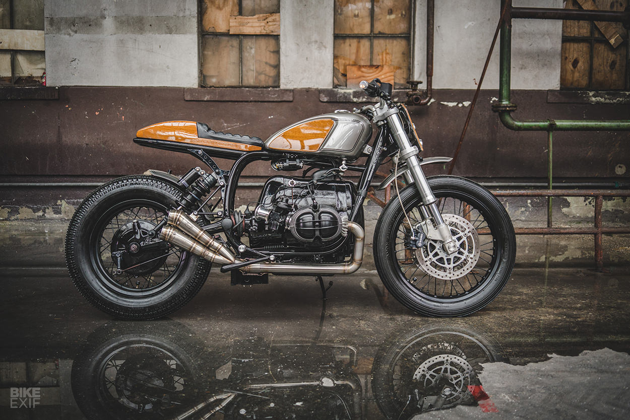Ironwood's new BMW Boxer goes with the grain | Bike EXIF