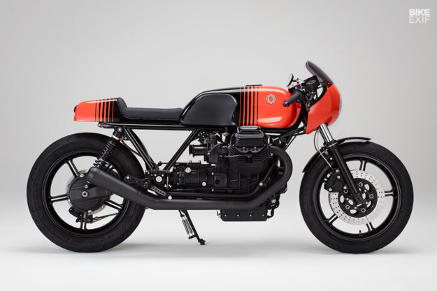 Km22 Every Great Custom Guzzi Distilled Into One Bike Exif