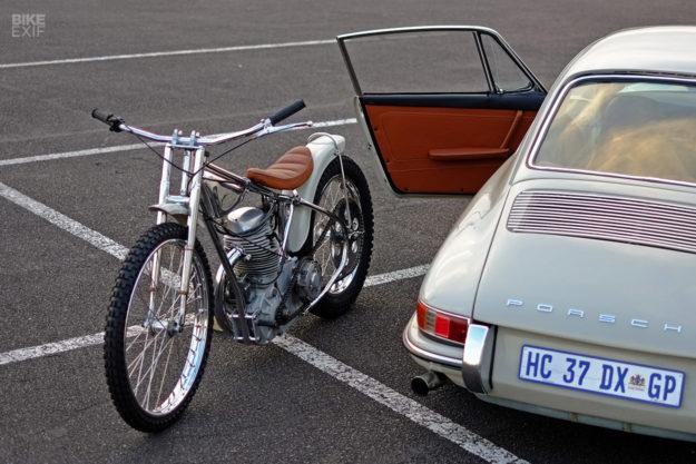 Switch Hitter: Porsche specialist Dutchmann tackles a 1968 Jawa