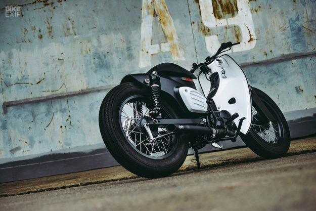 Custom 2018 Honda Super Cub by K-Speed