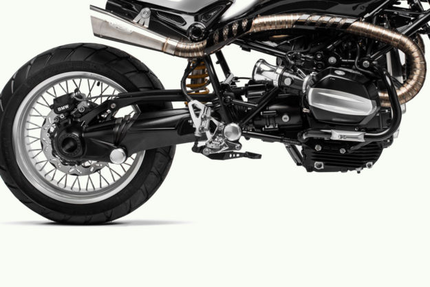 BMW R nineT by Metalbike Garage and South Garage Moto Co.