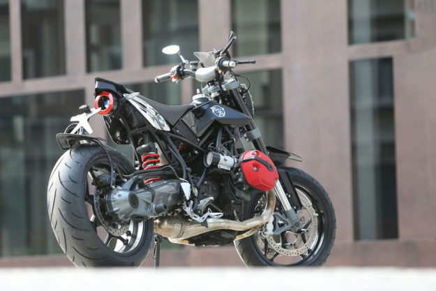 BMW R 1200 supermoto by Tony's Toy