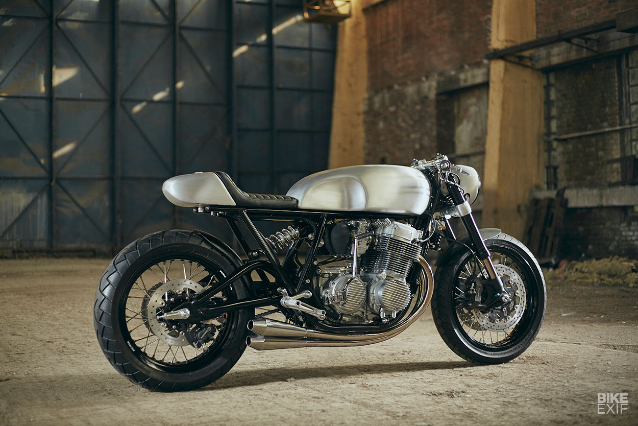 This CB750 took three years to build—and it's perfect | Bike