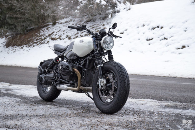 Some) Assembly Required: BAAK's easy-build BMW R nineT