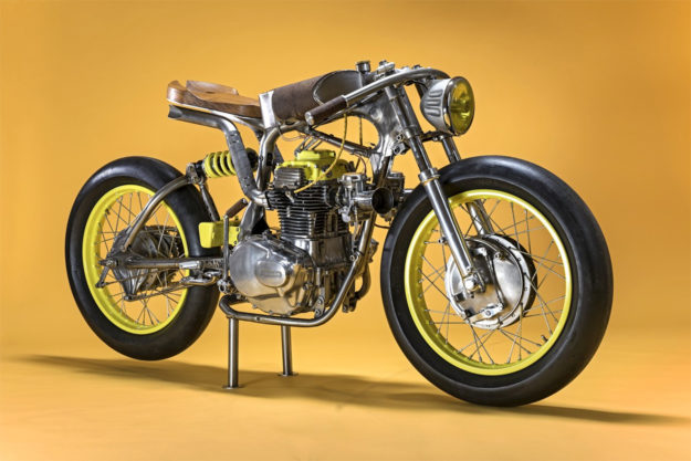 Honda CB350 by Titan Motorcycles