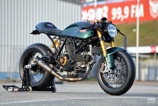 Nolan Ducati Sport 1000 by WalzWerk