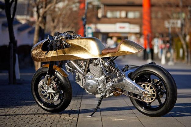 Scrambler Ducati by Masaharu
