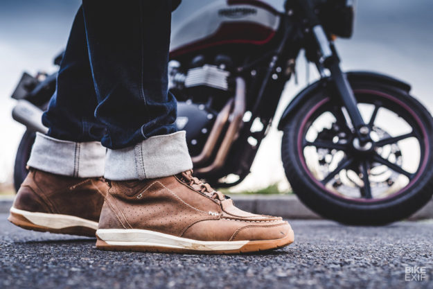 Tested: Icon 1000 Truant II boots