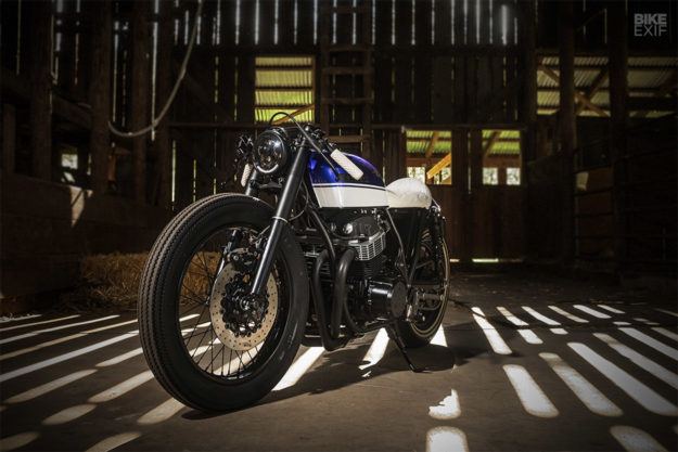 Hot Rod Alice: A Honda CB750K ten years in the making, by Kick Start Garage