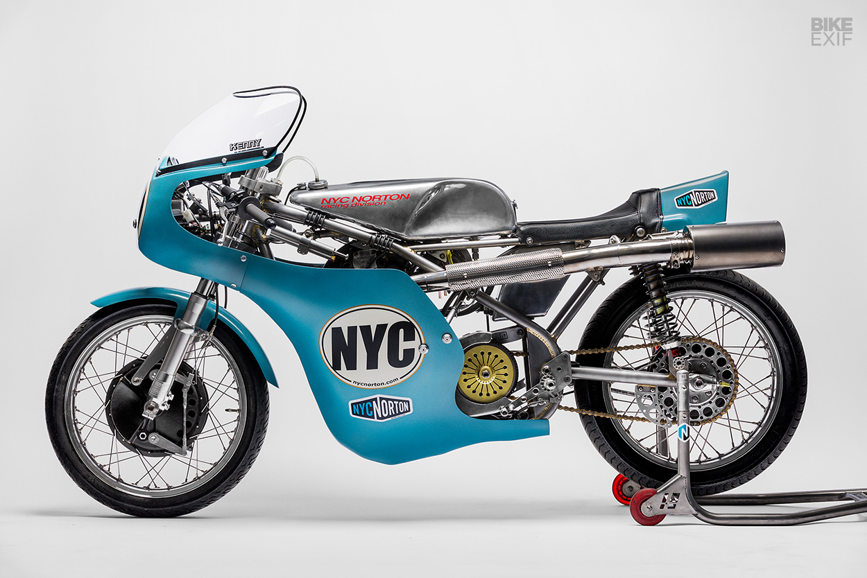 Road Track A Streetable Seeley G50 From Nyc Norton Bike Exif