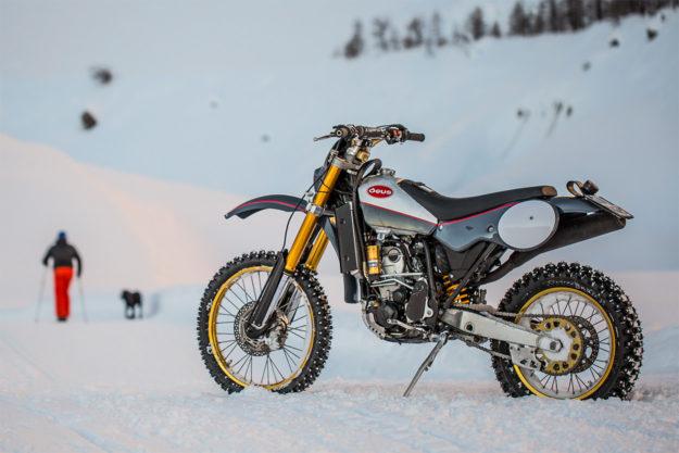 Custom Yamaha WR450F 2-Trac by Deus