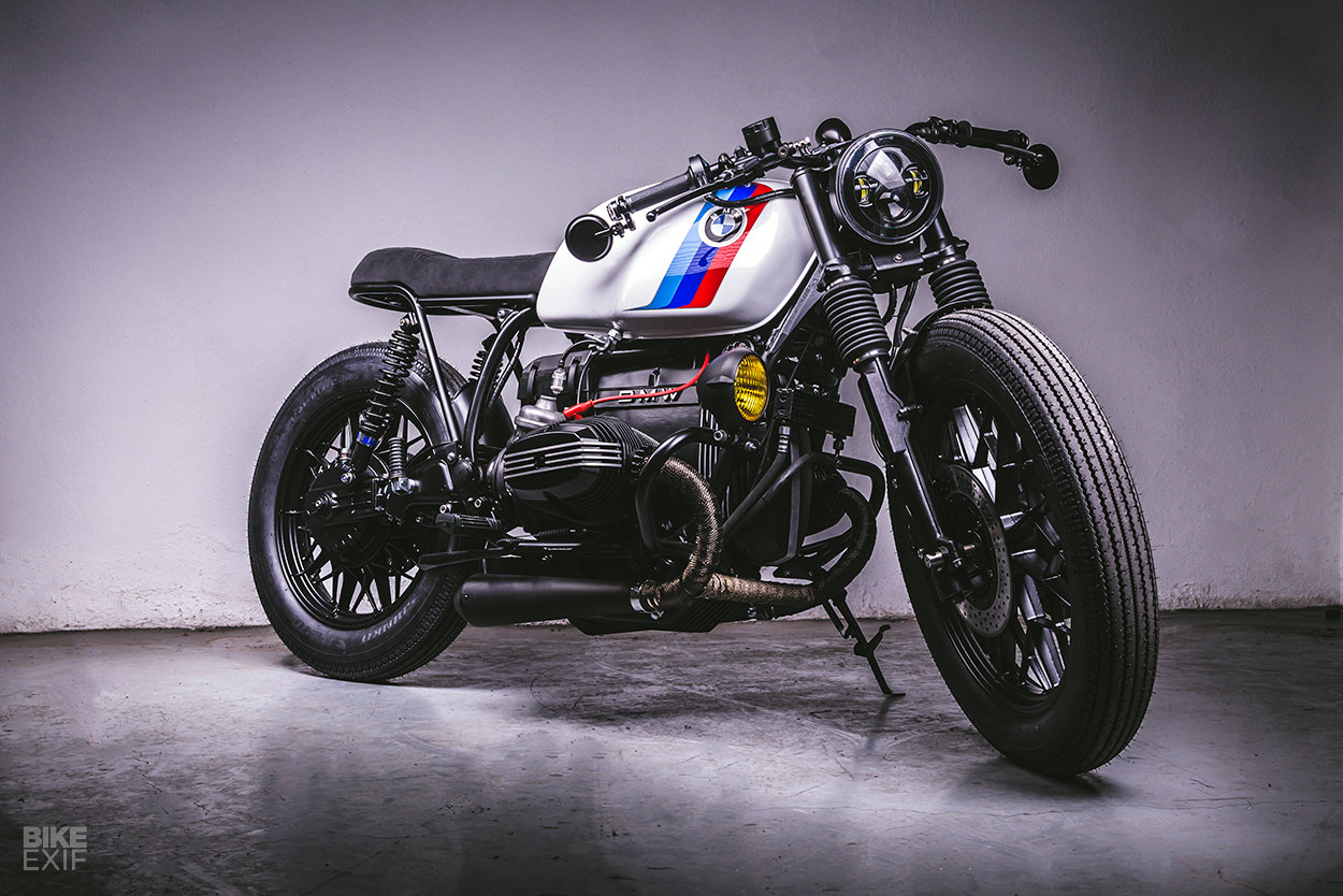 Populaires BMW R100 on Bike EXIF PS27