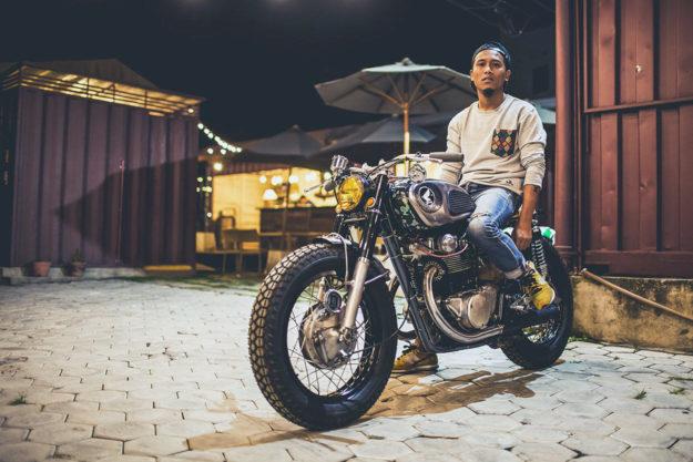 Honda CB450 by RS Moto