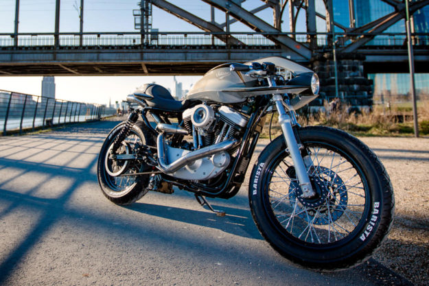 Harley-Davidson Sportster by Mainhatten Choppers