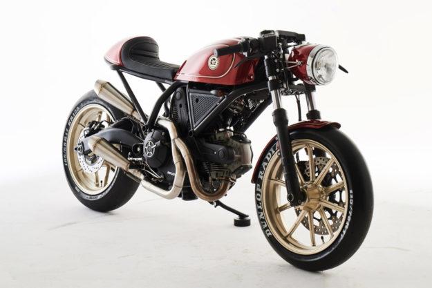 Scrambler Ducati by Eastern Spirit Garage