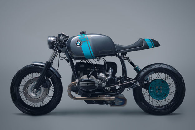 BMW R80 by Elemental Custom Cycles