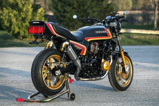 Custom Honda CB900F restomod