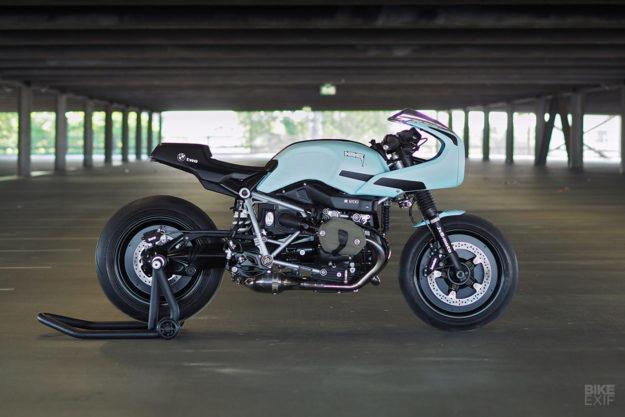 BMW R nineT Racer by JvB-moto