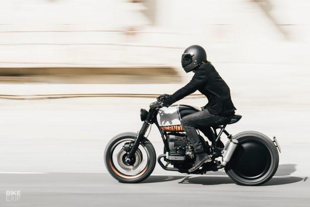 Vagabund Moto bucks the BMW custom trend with this stylish R80 RT