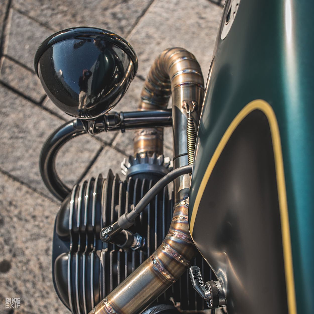 Moon Crawler A Luxe Bmw R100 From Ironwood Bike Exif