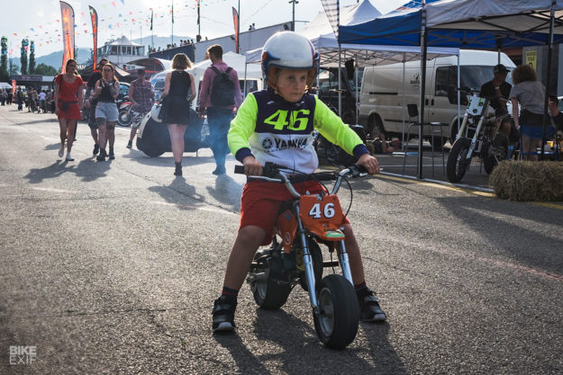 Highlights from the 2018 Wildays bike show in Varano, Parma.