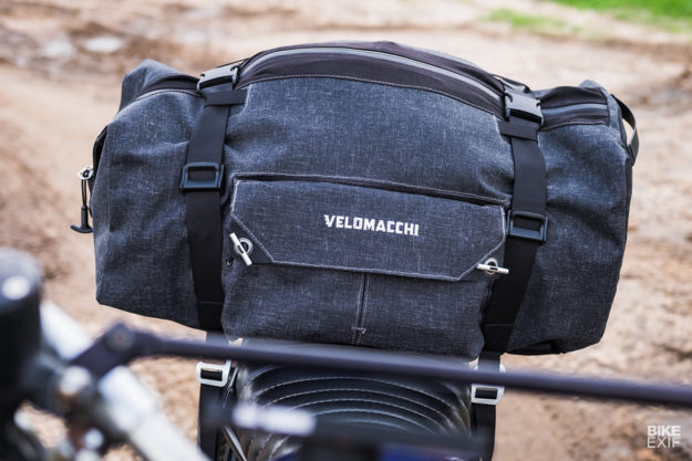 Review: Velomacchi 50L Speedway Hybrid Travel Duffle