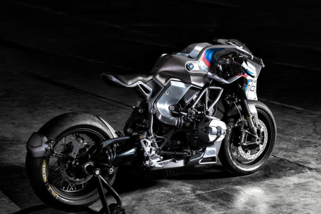 BMW R nineT concept by Blechmann