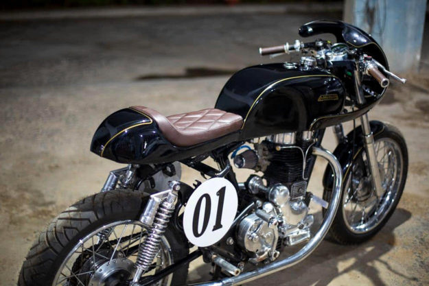 Royal Enfield kits by J&D Custom Motorcycles