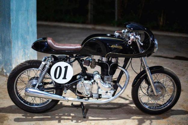Royal Enfield kits by J&D Custom Motorcycles