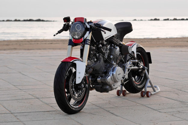Yamaha Virago by KSC Speedshop