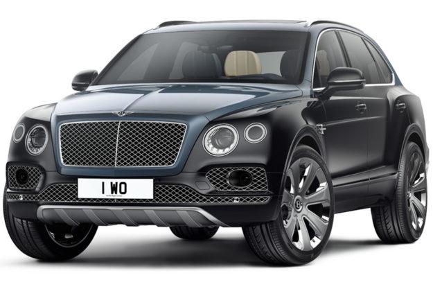 Bentley Bentayga Mulliner SUV