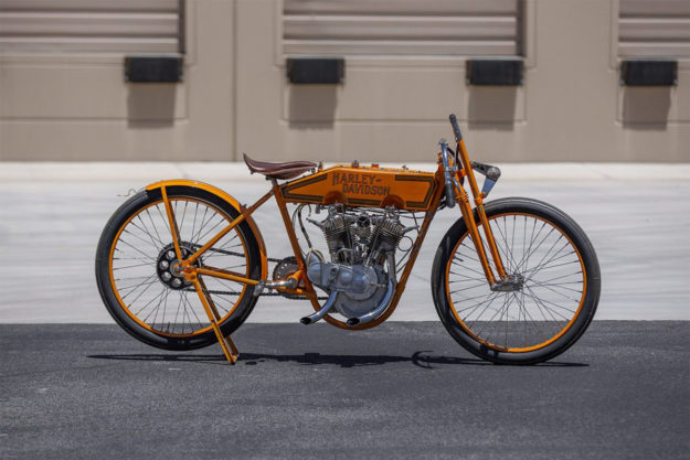 Harley-Davidson 11K board track racer