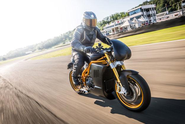 Triumph Speed Triple by Italian Dream Motorcycle