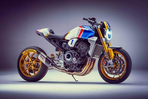 Honda CB1000R Glemseck sprint bike