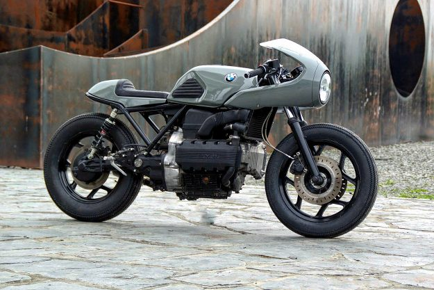 BMW K100 cafe racer by Deep Creek Cycleworks