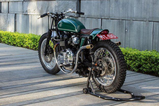 Triumph Bonneville T100 by Persist