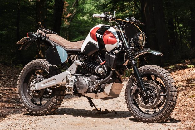 Yamaha MT-03 by RH Motorcycles