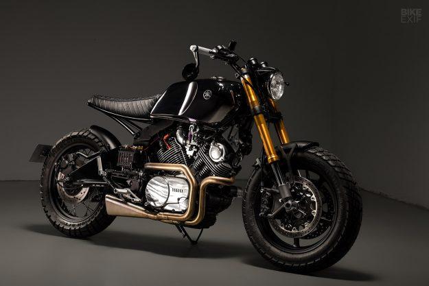A custom Yamaha TR1 from Neuga of Budapest, Hungary.