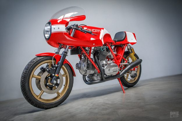 This Isle of Man 900 SS is the definitive Ducati restomod