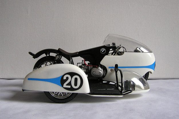Motorcycle sidecar inspiration on Bike EXIF