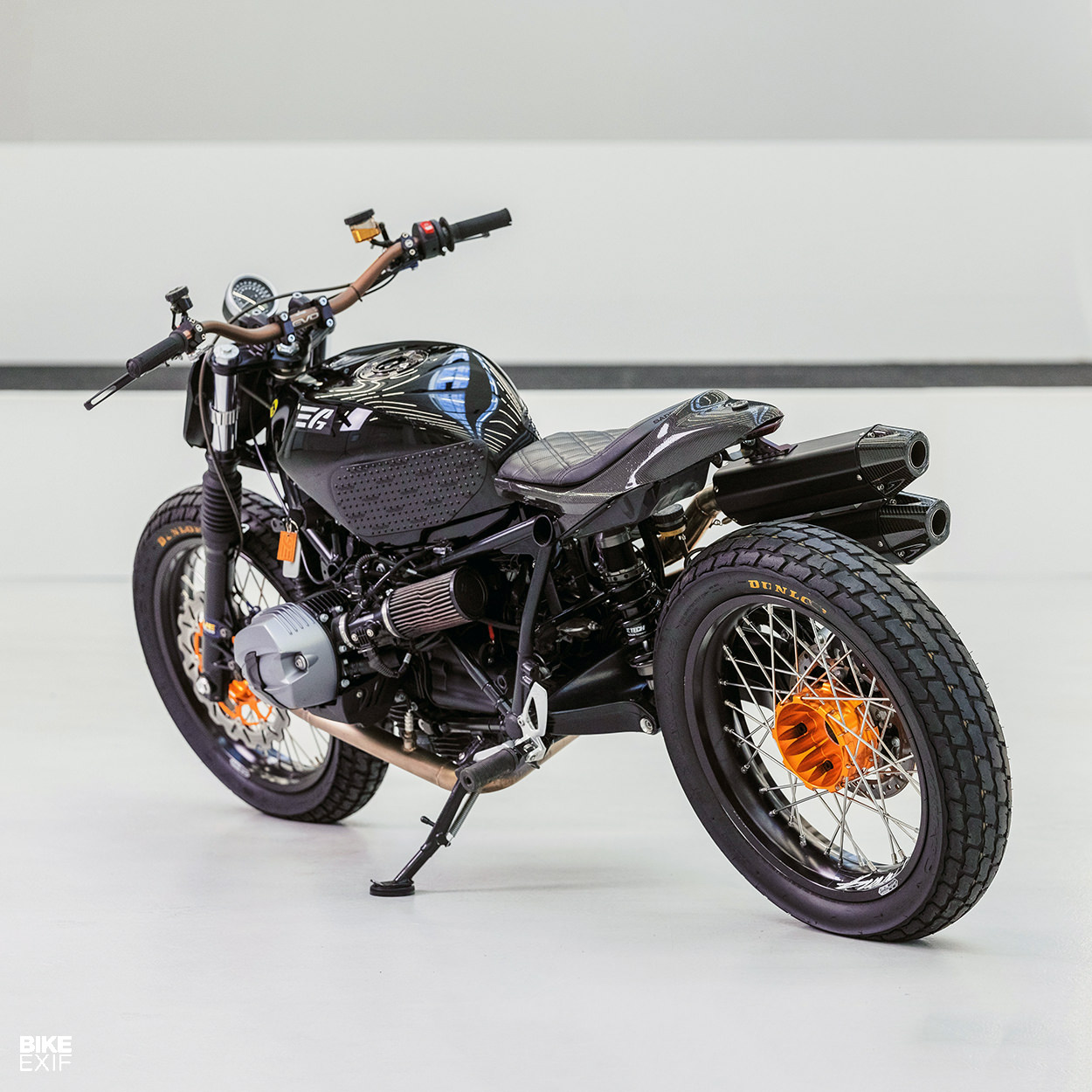 Maxx Headroom Gunn Design S Bmw Flat Tracker Bike Exif