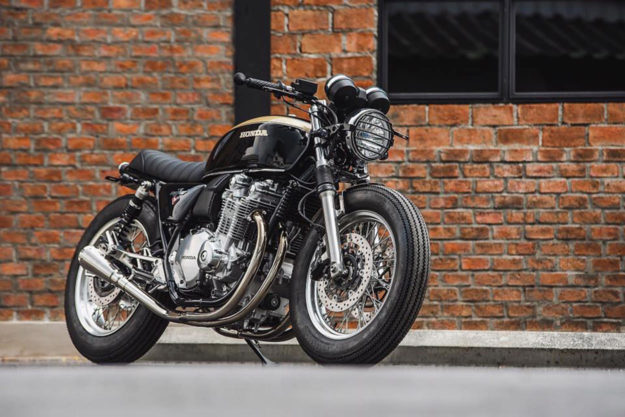Honda CB1100 'Brat Style' by K-Speed