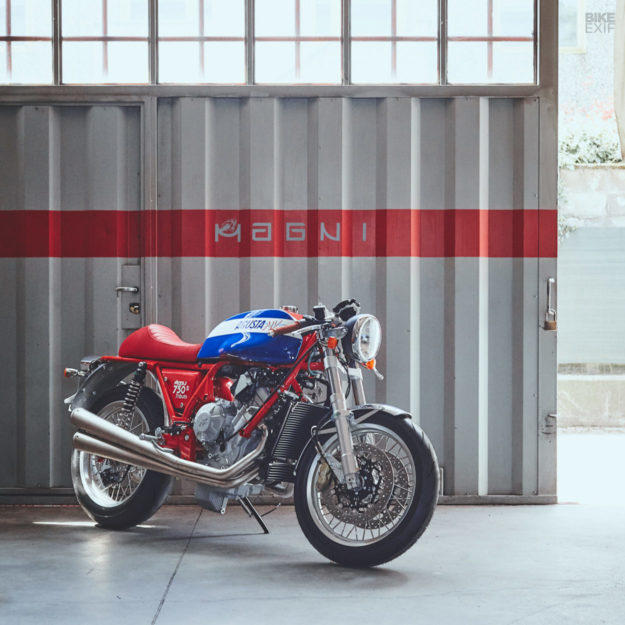 Object of Desire: The new Magni MV Agusta 750S Tributo