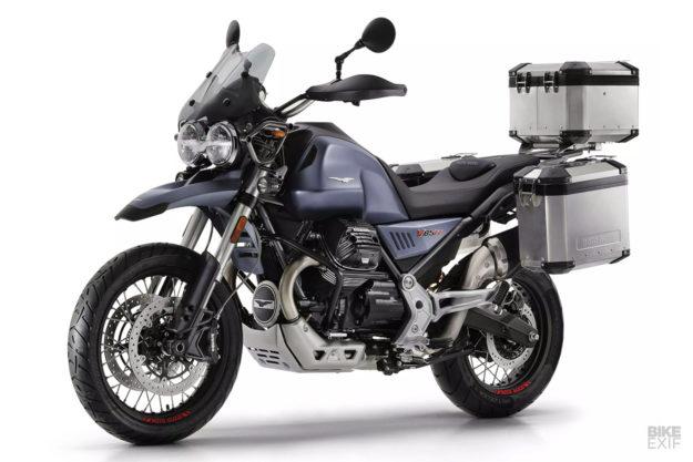 Moto Guzzi V85 TT: Specs and images