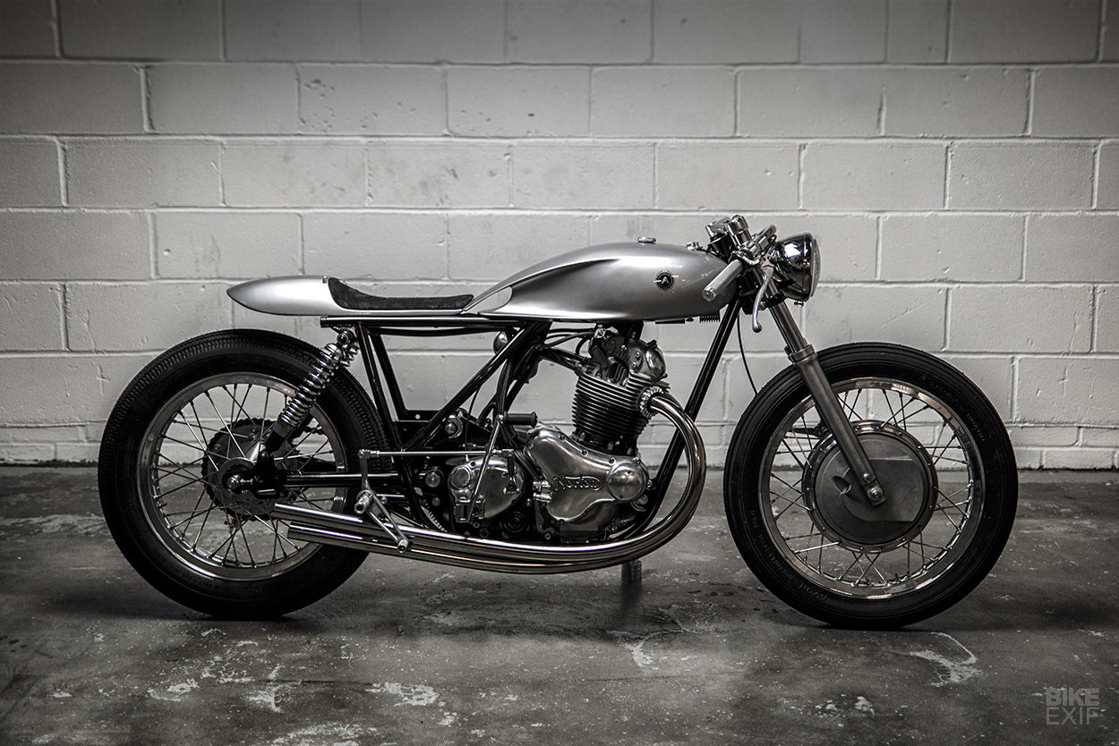 Custom 1971 Norton Commando by Auto Fabrica