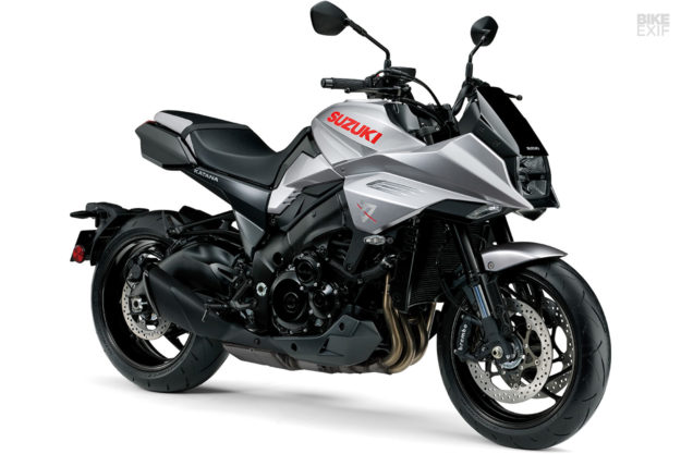 The new Suzuki Katana: specs and images