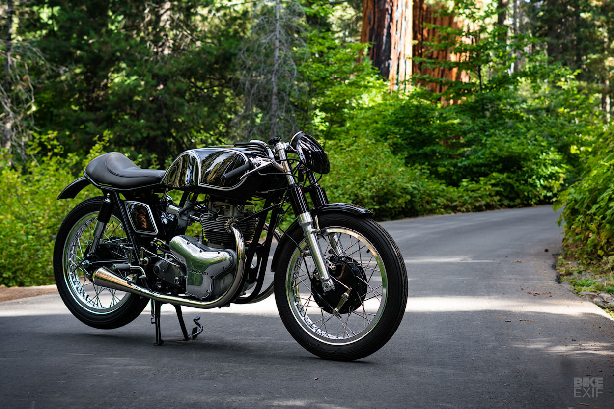 Next Level: An extraordinary Kawasaki W1R recreated by Raccia Motorcycles